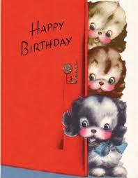 cheap vintage childrens birthday cards find vintage childrens