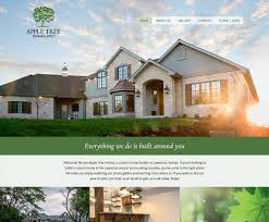 Home Inc Design Build by Appletree Homes Website Design Website Design Graphic Design