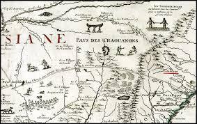 Hernando De Soto Route Map by The Forgotten History Of Cofitachequi Cofaqui And The