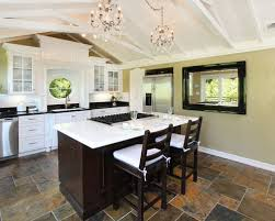 slate kitchen floors houzz