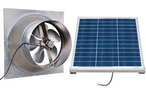 60 watt gable mount solar