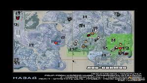 Gta World Map Maps For Gta San Andreas