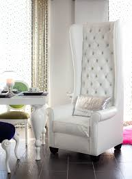 High Back Accent Chair Neo Classical High Back Chair Regency Pinterest