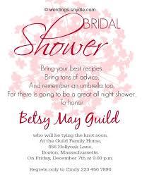 bridal party invitation wording bridal shower wording 99 wedding ideas