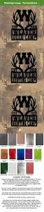 hunting camp personalized metal sign 23 wide x 27 25 tall deer