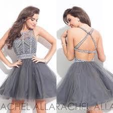 discount rachel allan short prom dresses 2017 rachel allan short