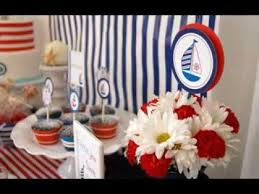 nautical party supplies easy nautical party decor ideas