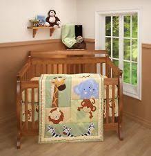 Safari Crib Bedding Set Safari Crib Bedding Ebay