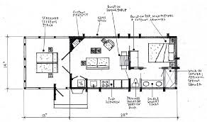 floorplan rv wagon tiny home floor plans pinterest