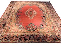 Fine Persian Rugs Semi Antique Persian Rug Mahal Azra Oriental Rugs Fine Persian