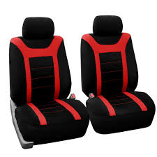 Air Seat Cushion Sports Car Seat Covers Complete Set Air Bag Safe U0026 Split Bench