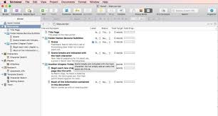 scrivener for ipad iphone and mac review