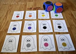 halloween ghost crafts slap the ghost