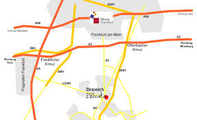 Frankfurt Airport Map L Escala Hotel Hotel Dreieich Welcome To Hotel L Escala Hotel