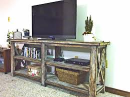 console tables console table plans free ana white diy rustic x