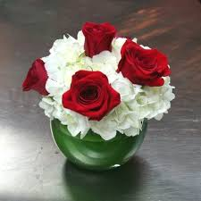 Red Roses Centerpieces Ceremony U0026 Reception W Flowers Ottawa