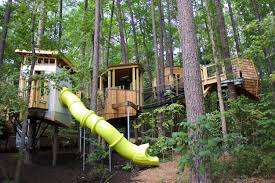 Treehouse Fostering Agency - durham museum u0027s new hideaway woods beckons treehouse lovers to play