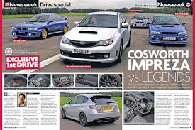 subaru cosworth impreza subaru cosworth impreza greatest drives of 2010 part 1 auto