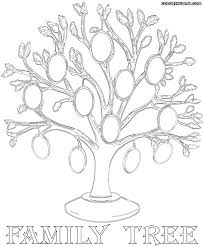 family tree coloring pages wallpaper download cucumberpress com