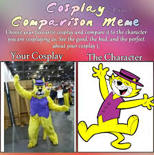 top cat cosplay compare top cat by shojosensei on deviantart