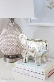 house warming wedding gift idea decorate your nightstand with this elephant candle wedding gift