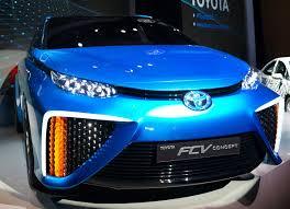 toyota nissan honda toyota nissan honda collaborate on hydrogen fuel cell technology