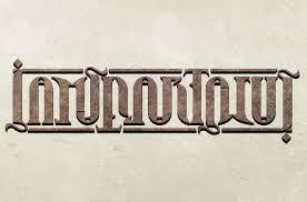 i am spartacus u201d rotational ambigram unterart ambigram design