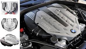 bmw n63 bmw n63 engine cover design by magna steyr detail