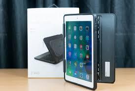Rugged Ipad Case With Keyboard Zagg Rugged Folio Review U2013 Bluetooth Keyboard Case For Ipad Air