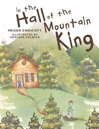 children halloween books in the hall of the mountain king megan endicott 9781458207890