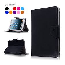 asus android tablet universal pu leather stand cover for 7 inch android tablet