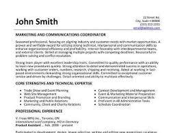 digital media coordinator resume social media coordinator resume