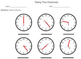 clock generator worksheet 28 templates time worksheet