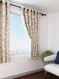 curtains u0026 sheers buy long curtain u0026 sheer online myntra