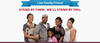 i am a family member friend veterans crisis line