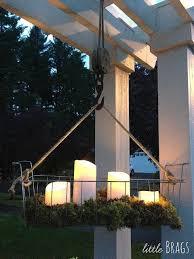 Outdoor Hanging Chandeliers Best 25 Outdoor Chandelier Ideas On Pinterest Solar Chandelier