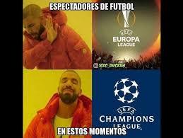 Memes De La Chions League - uefa chions league 2017 los mejores memes que dejó el sorteo de