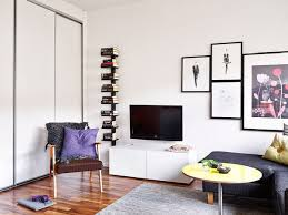 25 square meter a 25 square meter studio with a very organized and chic interior