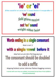 all worksheets spelling rules worksheets free printable