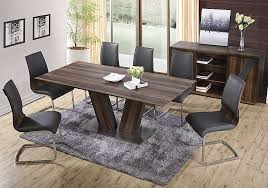 Extending Dining Table And Chairs Berlin Extending Dining Table Furniture Village