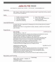 public relations manager resume best salon manager resume example livecareer