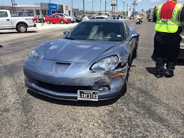 barbie corvette wrecked but is it totaled corvetteforum chevrolet corvette