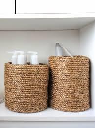 great diy home decor ideas wrap an ordinary empty coffee can