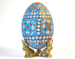 ukrainian easter egg supplies goose egg pysanka egg shell ornament ukrainian embroidery
