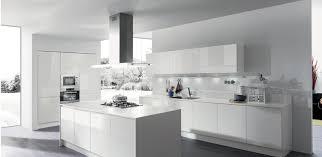 photo de cuisine blanche cuisine blanche la tendance cuisine par culinelle