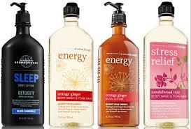 bath u0026 body works aromatherapy body wash or body lotion 5 20
