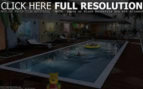triyae backyard designs with pools for small backyards pics on