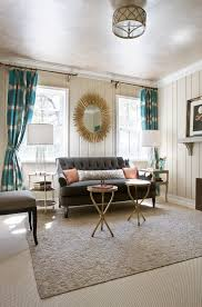 Transitional Decorating Style Photos - terrific faux silk curtain panels decorating ideas gallery in