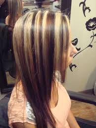 platinum blonde and dark brown highlights black hair w blonde highlights 7000 hair highlights