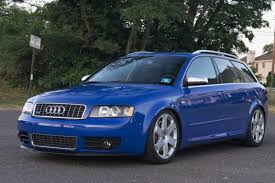 2004 audi s4 blue 2004 audi s4 avant 6 speed for sale on bat auctions sold for